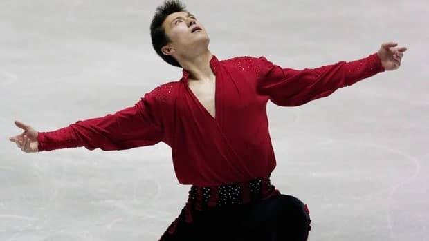Patrick Chan, seen performing in Japan last season, is adjusting to off-season changes with his team as he gears up for the rest of the Grand Prix slate.
