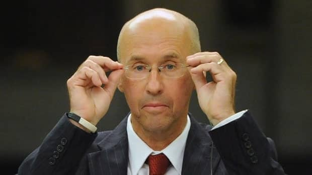 Parliamentary budget officer Kevin Page told the public accounts committee Thursday morning that he received only partial information from the Department of National Defence when he prepared his report on F-35 costs in 2011.