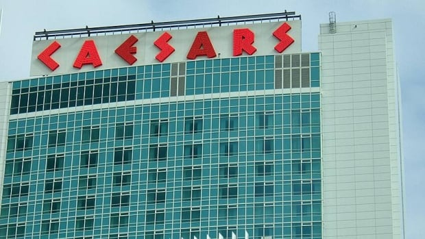 The Caesars branding added a hotel and entertainment centre.