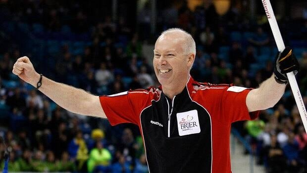 Glenn Howard won two of the four Grand Slams last season, and went on to capture his second Brier and world titles as a skip.