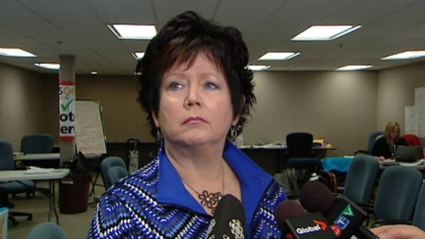 Joan Jessome, the president of the Nova Scotia Government Employees Union Local 97, said members were not happy with Power's comments.