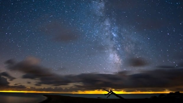 Point Pelee National Parks is a haven for stargazing during Dark Sky Nights.