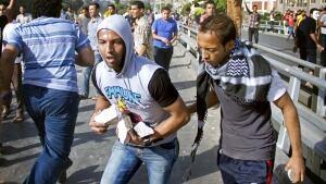 Egypt Muslim Brotherhood clashes