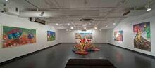 Gallery 1C03 at University of Winnipeg