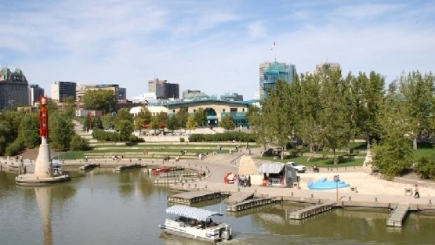 The Forks National Historic Site is featured on the Destinations website.