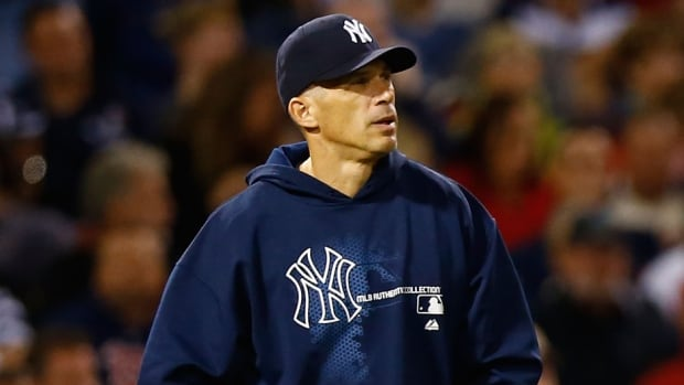 New York Yankees manager Joe Girardi replaced Joe Torre after the 2007 season.