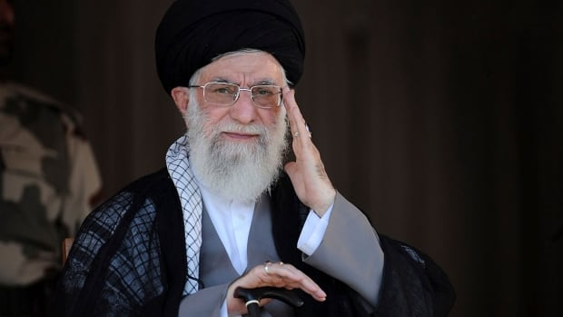Iran's Supreme Leader Ayatollah Ali Khamenei has hinted his disapproval over a phone call between Presidents Hassan Rouhani and Barack Obama.
