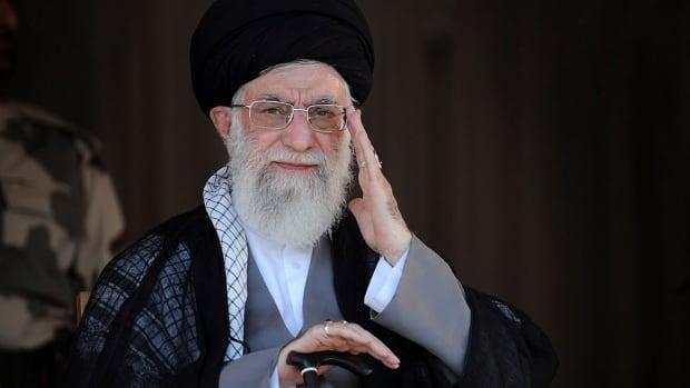 Iran's Supreme Leader Ayatollah Ali Khamenei has hinted his disapproval over a phone call between Presidents Hassan Rouhani and Barack Obama.