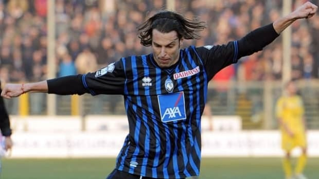 Former Atalanta captain Cristiano Doni of Atalanta was one of 17 people arrested following an investigation into match fixing.