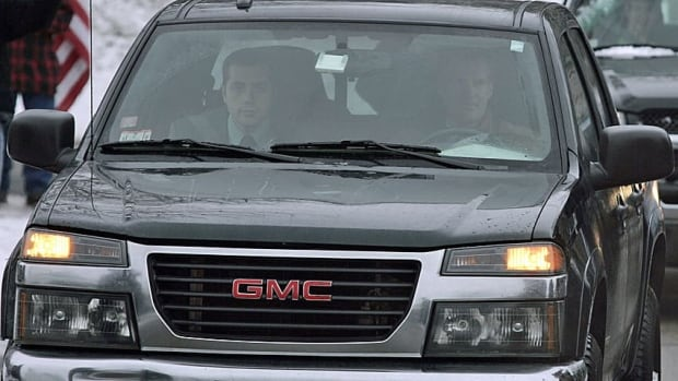 GM is recalling 2010 through 2012 model-year Canyon pickups because the hoods can fly open unexpectedly.