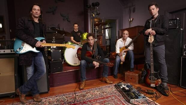 Newly reunited Big Wreck will hit the road for a Canadian tour to support their new record this April.