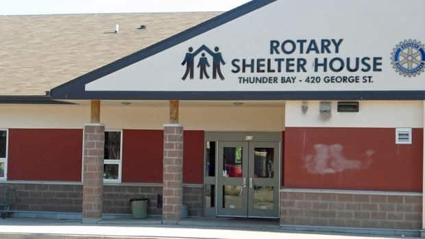 Shelter House in Thunder Bay is seeing increased numbers of people trying to beat the heat.