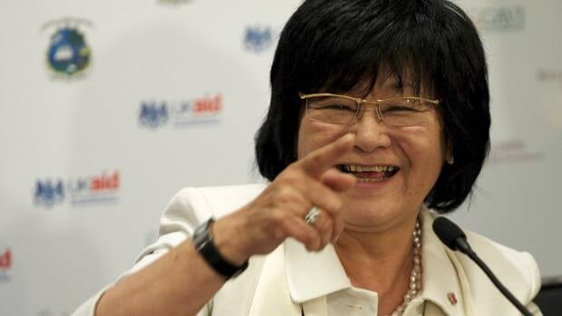 International Development Minister Bev Oda agreed to pay back certain expense reimbursements after it emerged she refused to stay at one five-star hotel in London, England, last year and rebooked at a swanky establishment for more than double the cost.