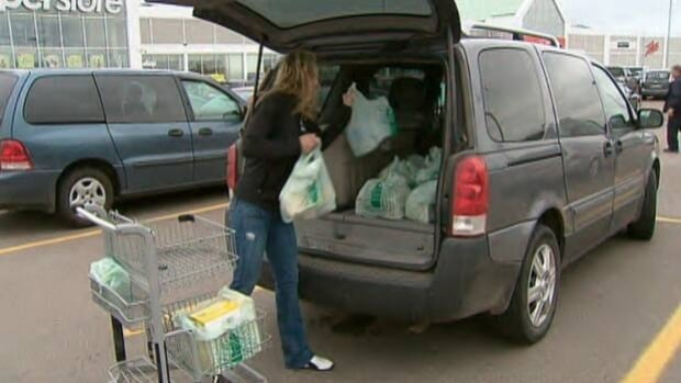 Plastic bags can be recycled in Halifax.
