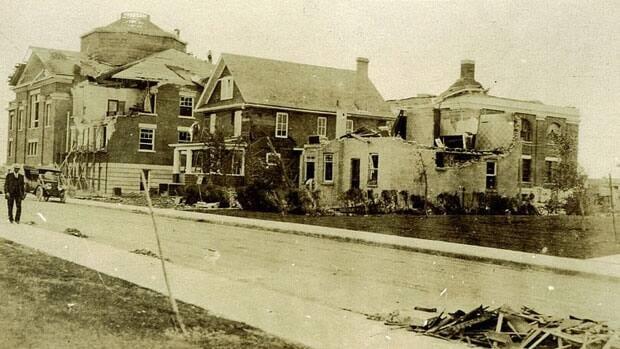 The June 30, 1912, tornado that struck Regina killed 28 people and injured hundreds.