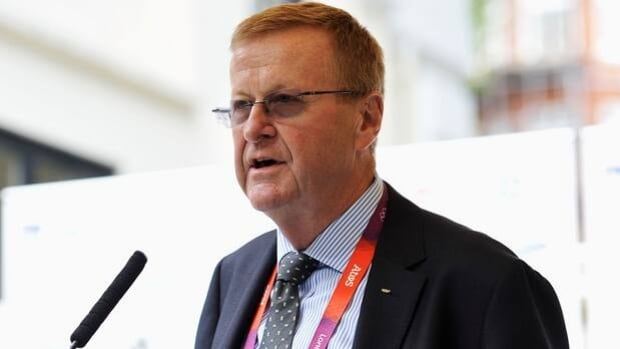 John Coates suggested three names to head up a probe into the International Cycling Union.