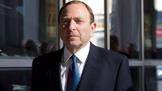 NHL commissioner Gary Bettman and the league announced Friday the cancellation of more regular-season games.
