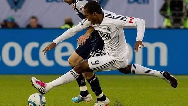 Vancouver Whitecaps' Atiba Harris scored two goals and added three assists in 12 MLS regular season appearances.