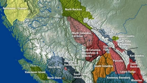 Special Avalanche Warning Expanded To More BC Mountains