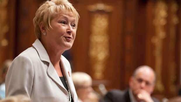 Pauline Marois has been PQ leader since 2007.