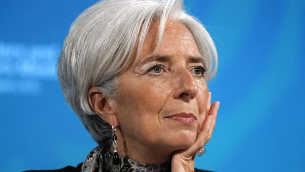 The IMF, headed up by French politician Christine Lagarde, on Tuesday outlined its concerns for Canada's economy.