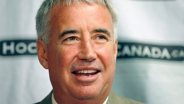 One of the benefits of Hockey Canada's new smartphone app aimed at reducing brain injuries in the sport is that the organization, led by president Bob Nicholson, has the ability to update it immediately with any new advances made in the industry.
