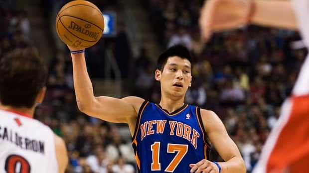 """The New York Knicks now have a better shot at keeping emerging star point guard Jeremy Lin, shown in this March 2012 file photo, thanks to the """"Early Bird"""" rights settlement."""
