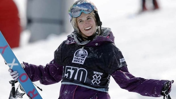Canadian freestyle skiier and Winter X Games gold medalist Sarah Burke died in a freak halfpipe accident in 2012. She donated her organs and tissues to save the lives of others.