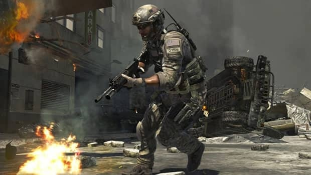 Call of Duty: Modern Warfare 3 was released on Tuesday at midnight. It sold 6.5 million copies in North America and the U.K. in the next 24 hours.