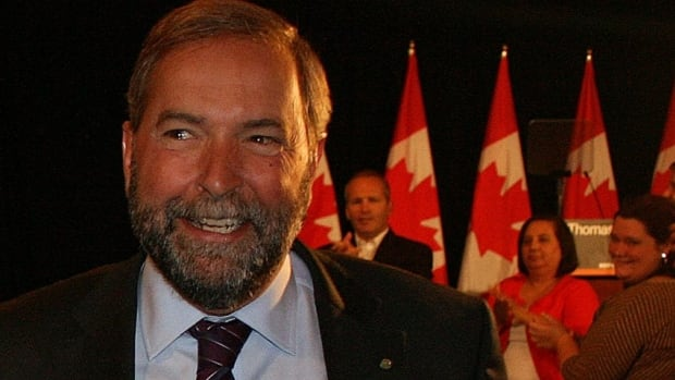 NDP Leader Tom Mulcair is positioning himself as the best defender of Canada ahead of a potential Quebec referendum.