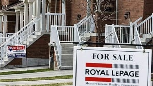Home sales steady