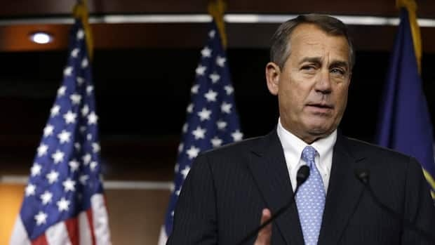 Republican House Speaker John Boehner has introduced a bill that would raise taxes on people earning over $1 million a year. But the White House has called it a 'multi-day exercise in futility.'