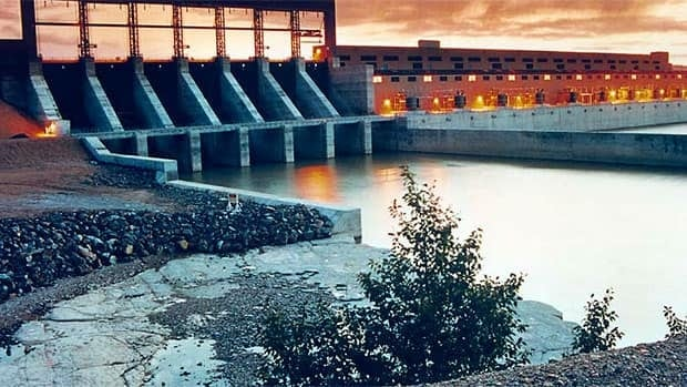 The recently completed Wuskwatim hydroelectric generating station (pictured) took six years to build. Energy analyst Tom Adams is warning of parallels between that project and Muskrat Falls.