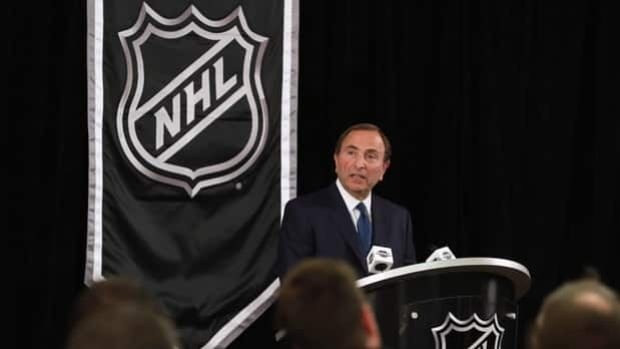 NHL commissioner Gary Bettman took the unusal tactic of taking the league's proposal public.