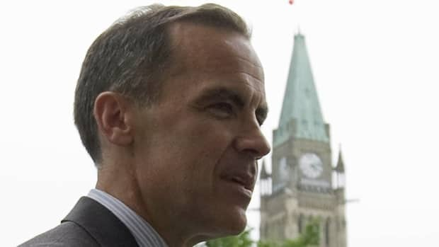 Bank of Canada governor Mark Carney warns about the financial fallout from a U.S. debt default but says he doesn't think the U.S. will actually end up defaulting.