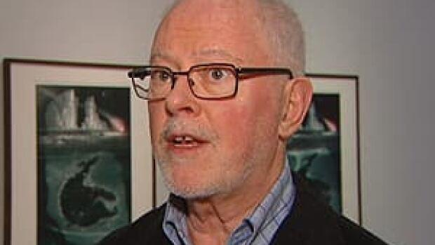 David Blackwood at the Art Gallery of Ontario.