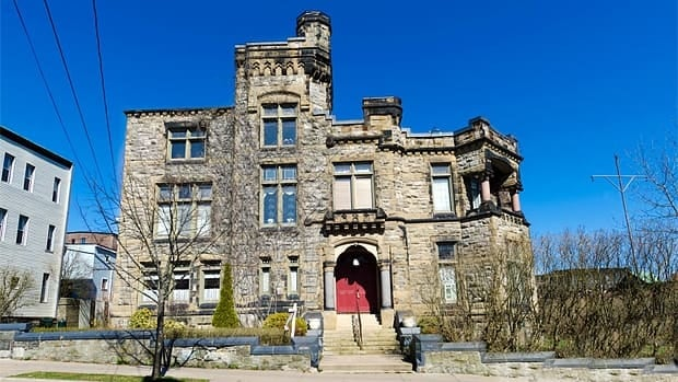 Caverhill Hall, built in the late 1800s, has served as a private residence, hosted British royalty, and was a popular nightspot.