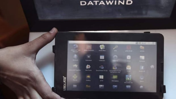 The cheapest model of Datawind's Ubislate currently sells for $37.99.