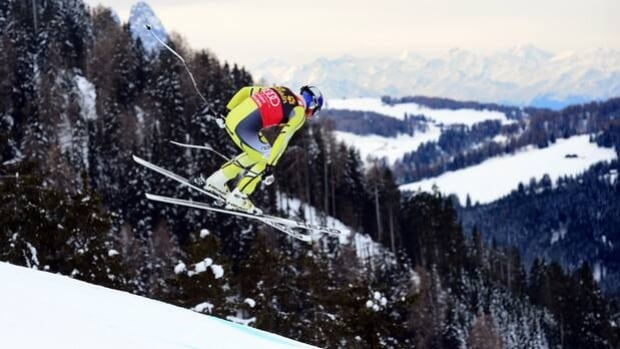 Aksel Lund Svindal of Norway won Friday's men's super-G by a wide margin at Val Gardena, Italy.