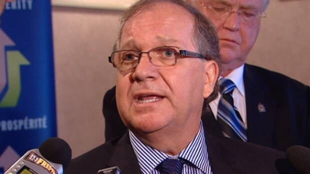 ACOA Minister Bernard Valcourt said people in rural areas often commute to nearby communities for work. `