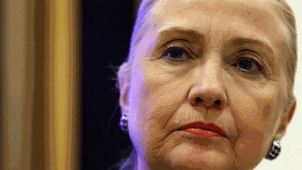 U.S. Secretary of State Hillary Clinton said she accepts the panels's 29 recommendations.