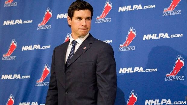 Sidney Crosby signed a $12-year, $104-million US contract back in July that kicks in for the 2013-14 season.