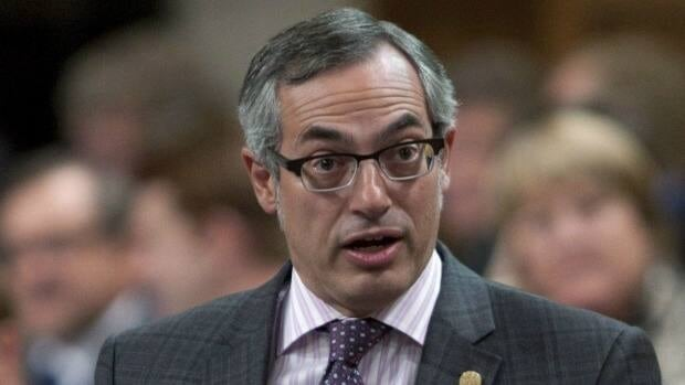 Treasury Board President Tony Clement is the minister responsible for cutting $5.2 billion in government departments over the next three years.