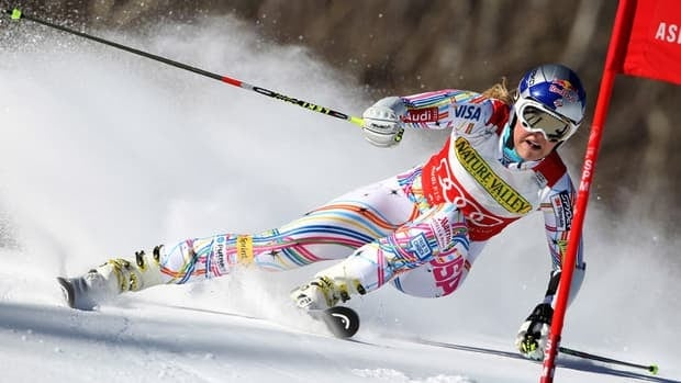 Lindsey Vonn was hospitalized for two days last week after experiencing severe intestinal discomfort.
