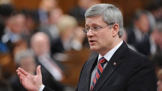 Prime Minister Stephen Harper confirmed Friday that his government is considering increasing the age of eligibility for the Old Age Security pension.