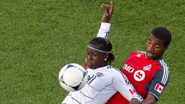 It will be an all-Canadian matchup on March 2 when the Vancouver Whitecaps host Toronto FC to open the 2013 Major League Soccer season.