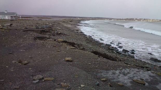 Popular Dominion Beach has taken a beating from storms in the last few years.