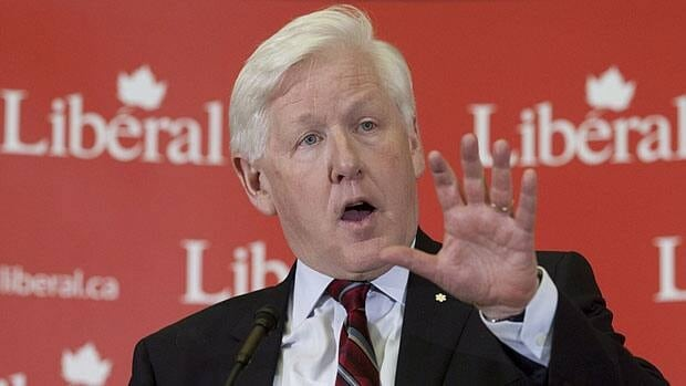 Interim Liberal Leader Bob Rae took aim Wednesday at Prime Minister Stephen Harper over the budget, and at NDP Leader Tom Mulcair, during a speech to his caucus.