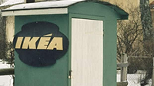 Ikea originally sold picture frames, table runners, pens, wallets, jewellry and nylon stockings.