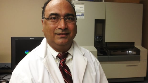 Amarjit Chahal of Orchid PRO-DNA in Thunder Bay, Ont. is working to confirm the identities of the last eight victims of the deadly train derailment and explosion in Lac-Mégantic, Que.
